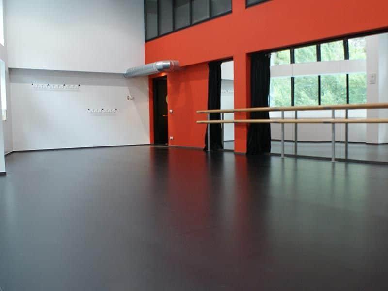 Suelo para danza ballet