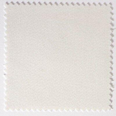 Cortina opaca blanca