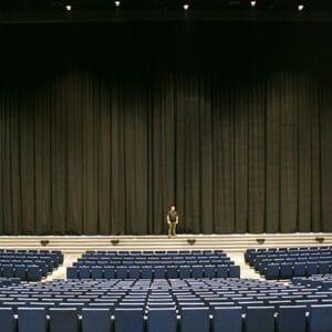 Telones y cortinas de teatro
